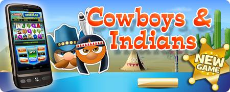 pocketwin cowboys indians slots £5 free mobile casino