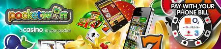 free slots pay using phone credit