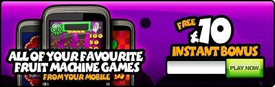 casino sms free games pocket fruity