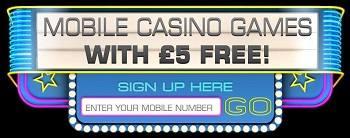 casino deposit 5 pound