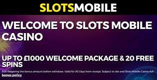 Slots Phone Deposit UK
