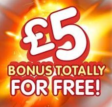 coinfalls casino £5 free