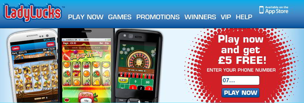 free mobile casino trial