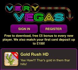 very vegas mobile casino iphone sms billing
