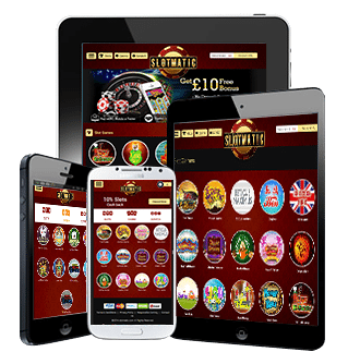 Slotmatic Mobile Slots UK